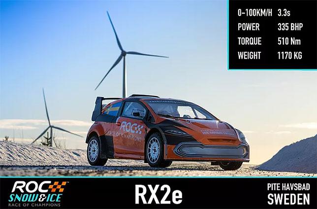 В программу ROC-2022 включены гонки на электромобилях