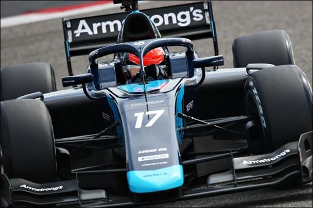 Формула 2: Армстронг лидирует в третий день тестов