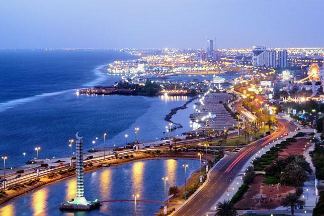 Панорама Джидды (фото Tourist Destinations)