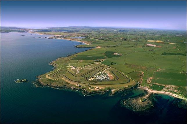 Трасса Anglesey Circuit в Уэльсе