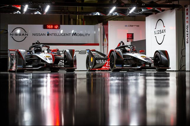 Nissan примет участие в создании машин Формулы Е Gen 3