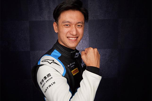 Ф2: Квалификацию в Бахрейне выиграл Гуан Ю Чжоу