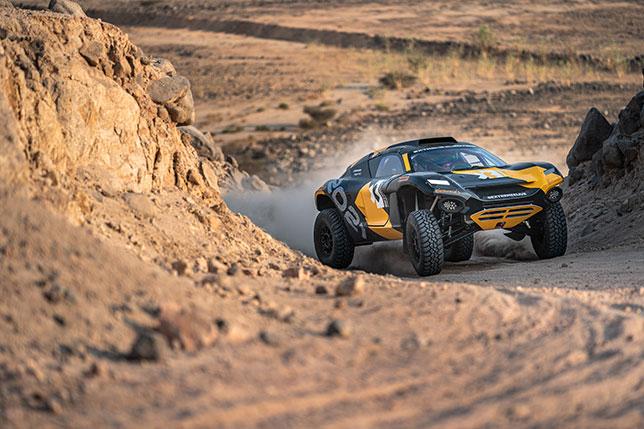 В Саудовской Аравии стартует новая серия Extreme E