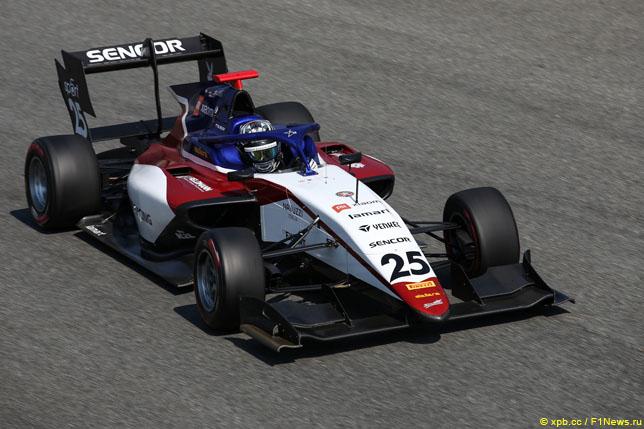 Формула 3: Михаэль Белов примет участие в тестах