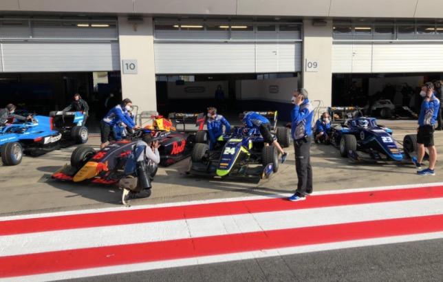 Формула 3: В Шпильберге стартовали тесты