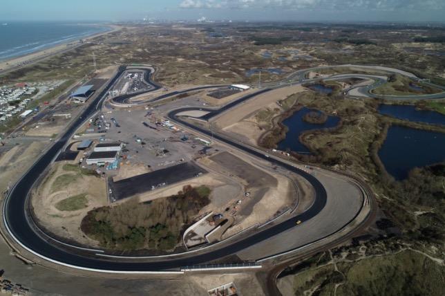 Панорама трассы Зандфорт (фото пресс-службы Circuit Zandvoort)