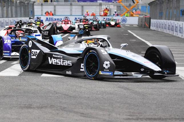 В Формуле Е обновили календарь сезона