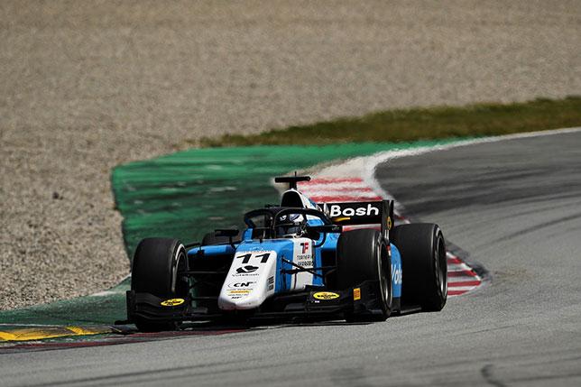 Формула 2: Ферсхор показал лучшее время во 2-й день тестов