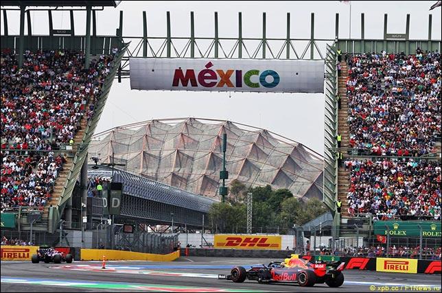 В Формуле 1 уверены: Гран При США и Мексики состоятся