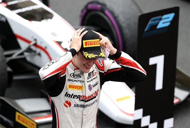 Пуршер стал самым молодым победителем в истории Ф2