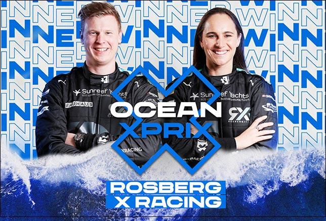 Extreme E: Вторая победа команды Нико Росберга