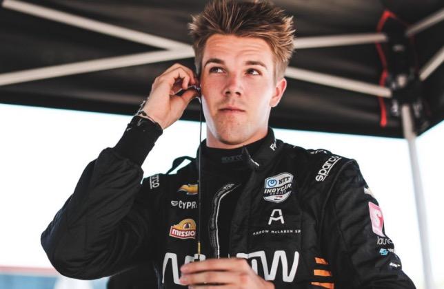 IndyCar: В McLaren SP Розенквиста заменит Оливер Эскью