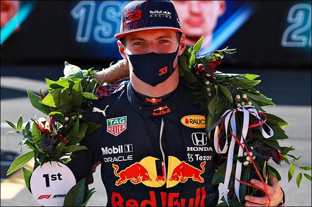 Макс Ферстаппен. Фото пресс-службы Red Bull Racing