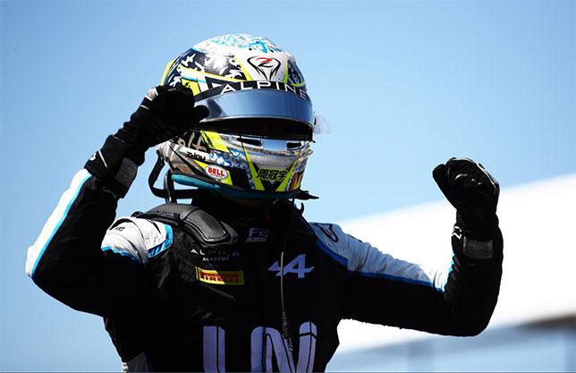 Формула 2: Гуан Ю Чжоу одержал третью победу в сезоне