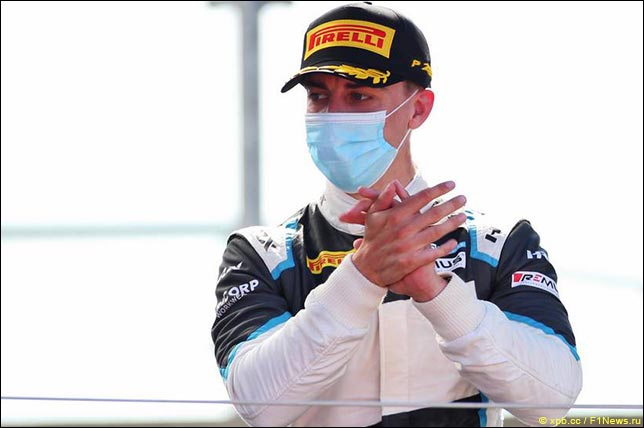 Формула 3: Хьюз заменит Фредерика в Венгрии