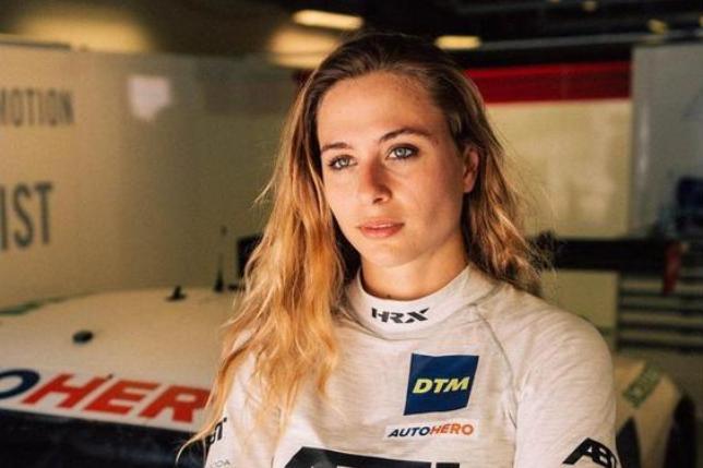 София Флёрш о W Series и Формуле 1