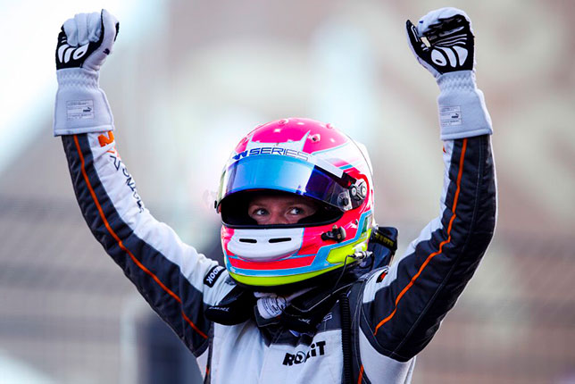 W Series: Элис Пауэлл одержала третью победу