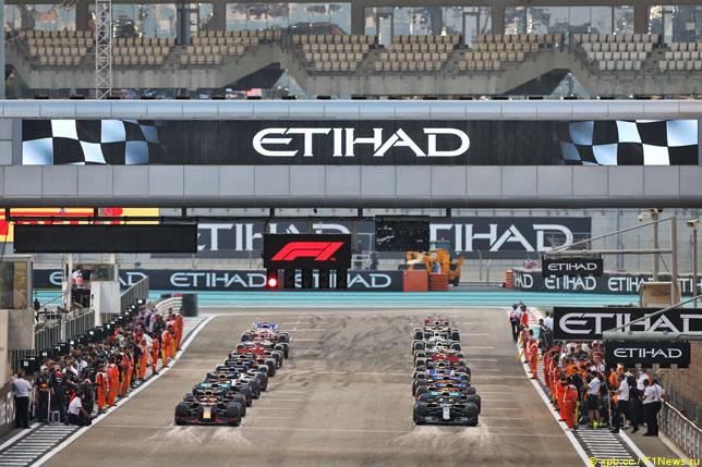 Гран При Абу-Даби, 2020 год