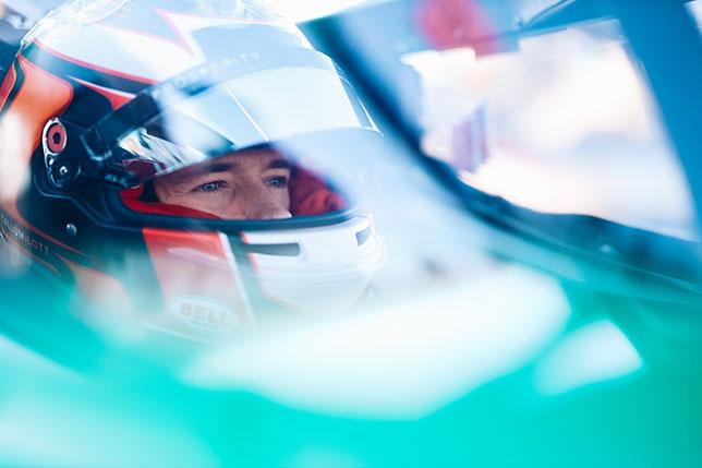 Каллум Айлотт, фото пресс-службы Ferrari