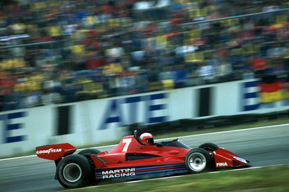 Джон Уотсон на Гран При Германии 1977 года