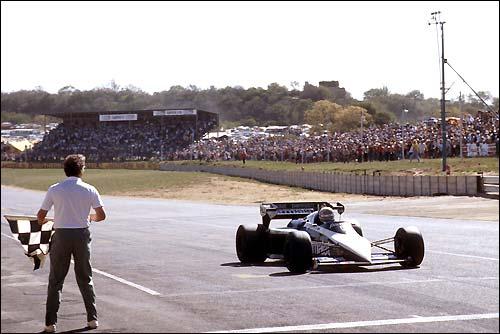 Гран При Южной Африки'83: Риккардо Патрезе