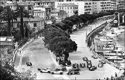 Гран При Монако'60.