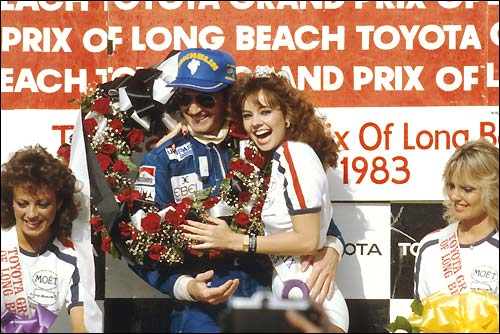 Джон Уотсон. Гран При США-Запад'83