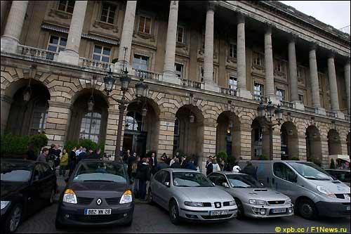Парижская штаб-квартира FIA
