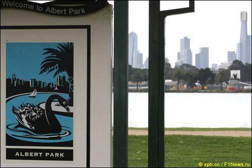 Логотип Альберт Парка