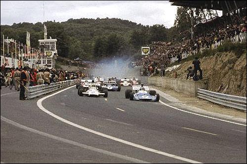 Клермон-Ферран. Гран При Франции'72