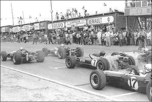Гран При ЮАР'67