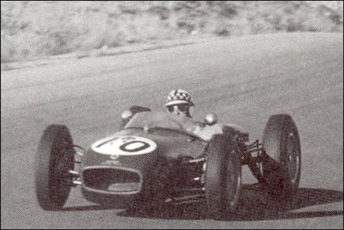 Иннес Айрленд, второе место в Гран При США'60