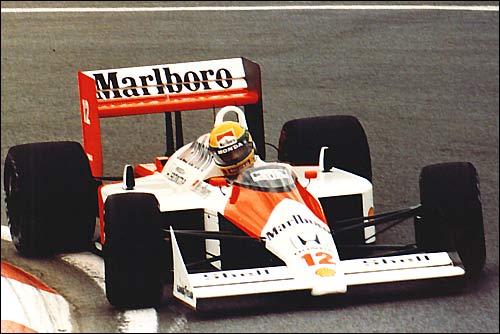 Айртон Сенна. Гран При Канады 1988