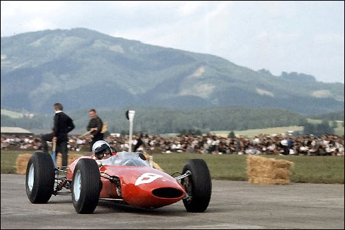 Лоренцо Бандини. Гран При Австрии'1964