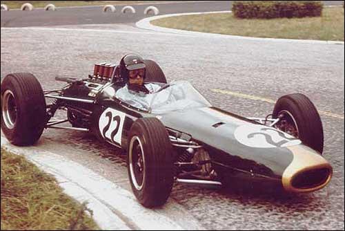 Гран Пнри Франции'64. Дэн Герни. Первая победа коробок Hewland