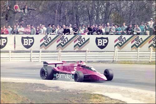 Ники Лауда. Гонка Чемпионов 1979 года. Брэндс-Хэтч