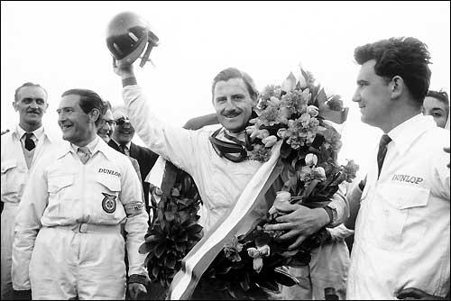 Грэм Хилл. Гран При Голландии'62