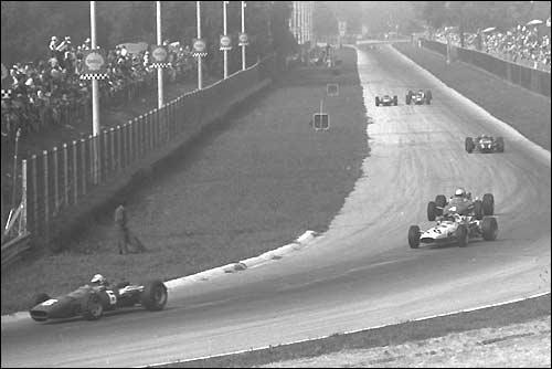 Гран При Италии 1966 года