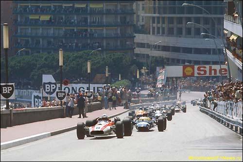 Гран При Монако 1968 года