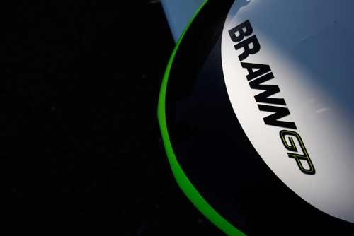 Лототип Brawn GP