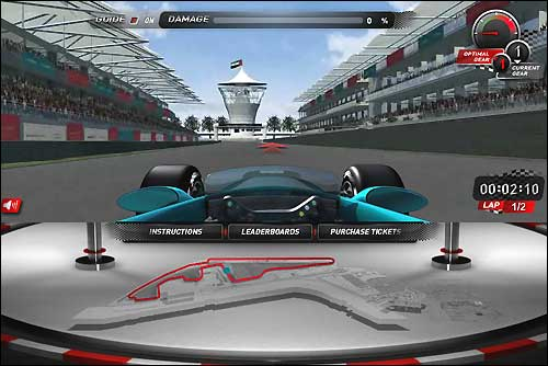 Virtual Driver Experience