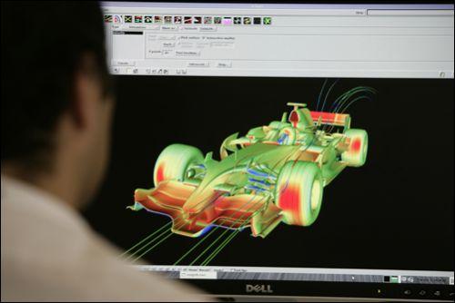 Работа с вычислительной гидродинамикой