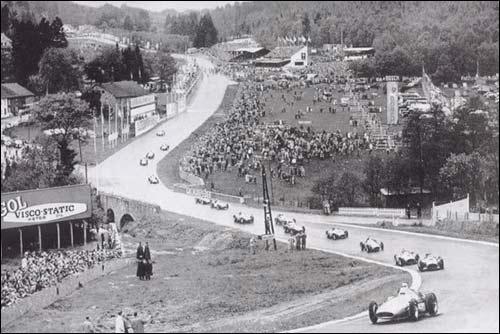 Гран При Бельгии'56. О'Руж