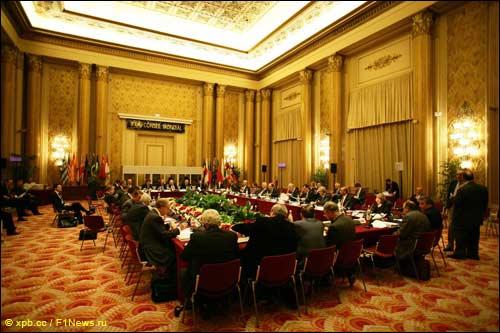 Всемирный совет FIA по автоспорту