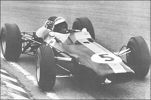 Джим Кларк. Гран При ЮАР'65