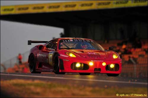 Ferrari Романа Русинова