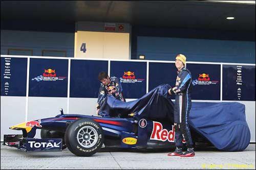 Презентация Red Bull RB6