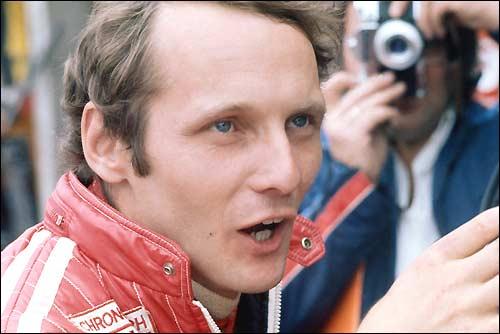 Ники Лауда. Гран При Германии'76