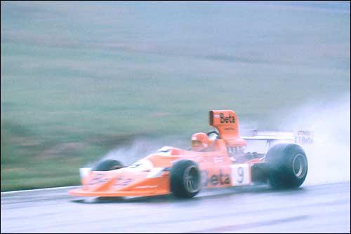 Витторио Брамбилла. Гран При Австрии'75