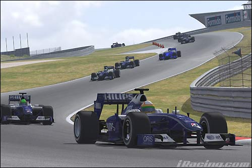 Виртуальная Williams FW31